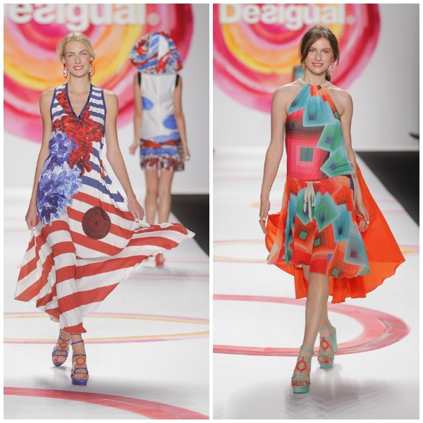 Desigual fashion week, primavera-verano 2014