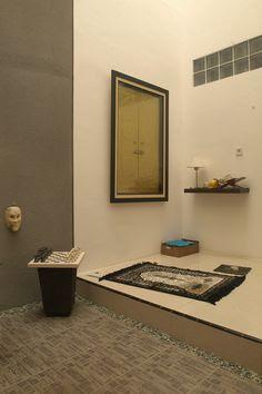 Desain Terbaru Mushola Minimalis Didalam Rumah Sederhana 5