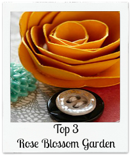 Top Rose Blossom Award