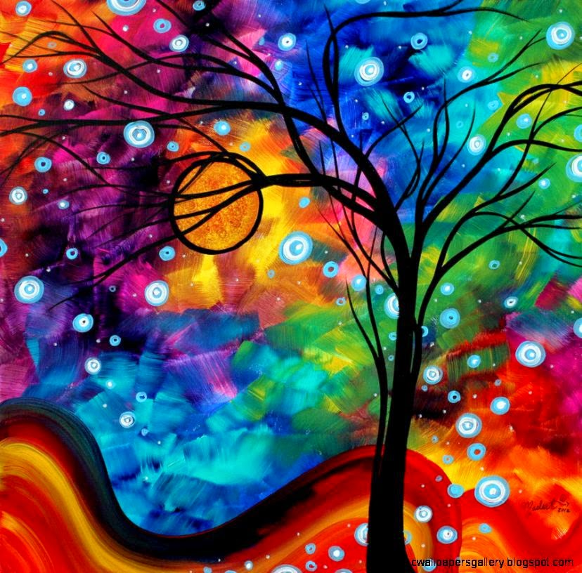 beautiful abstract art paintings