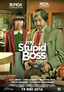 Download Film My Stupid Boss (2016) Full Movie