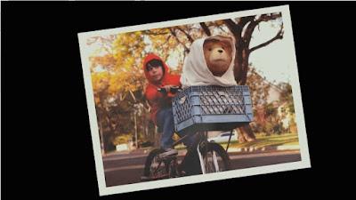 Ted - Comedia Navidad - el fancine - ÁlvaroGP - El Troblogdita - Flash Gordon - Star Wars - Indiana Jones - Alien - ET - Rebeldes - Aliens - ALF - Parque Jurásico - La amenaza fantasma - El imperio contraataca - Iron Man 2