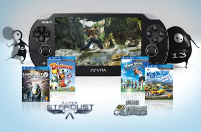 PS Vita Games: Sony PlayStation Vita Games Titles and Accessories