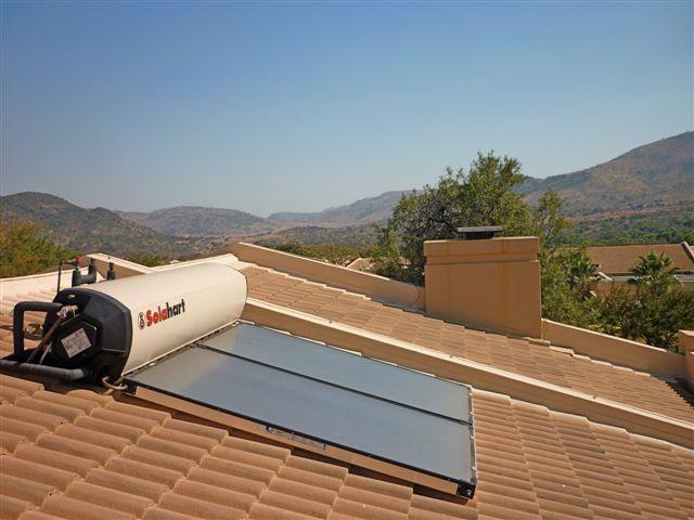 Solar Water Heater Di Semarang