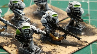 Pendrakens old sci-fi Marines 2