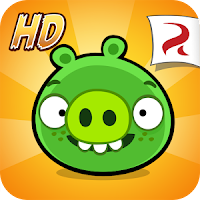 Bad Piggies HD Mod Apk Unlimited Coins/Scrap/Unlocked