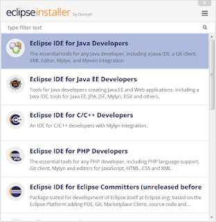 Download Eclipse 4.6 Neon