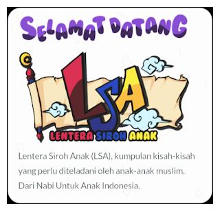 Lenterasirohanak.com Penyedia Kisah Islam Untuk Anak