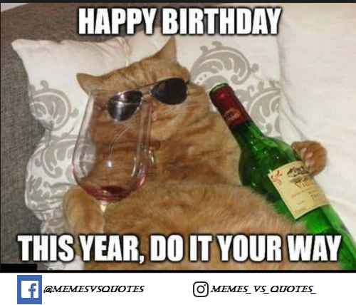 Top 60 Best Funny Happy Birthday Meme Dank Meme 2019 Memes Vs