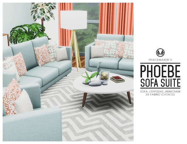 Brilliant Simsational Designs Phoebe Sofa Suite Matching Sofa Andrewgaddart Wooden Chair Designs For Living Room Andrewgaddartcom