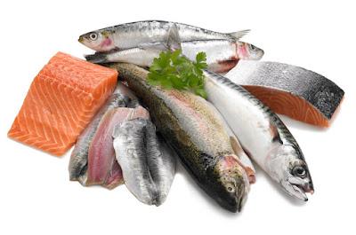 Resultado de imagem para Comer peixe que tenha bastante ácidos graxos ômega-3 pode diminuir os níveis de lipoproteína (a)