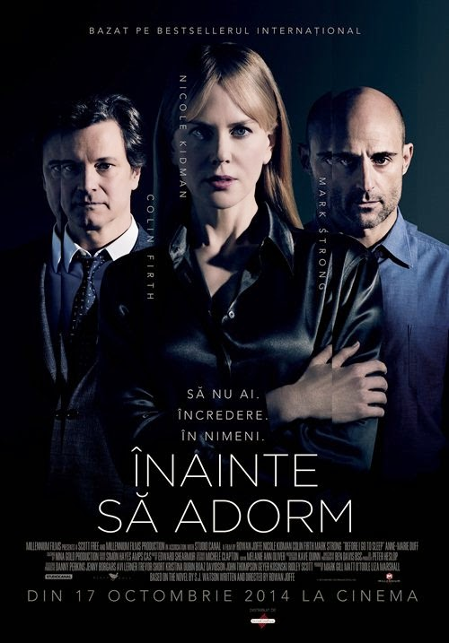 Before I Go to Sleep (Film 2014) - Înainte să adorm