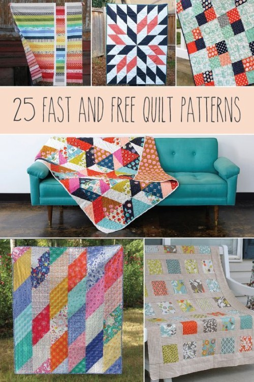 Fast & Free Quilt Patterns