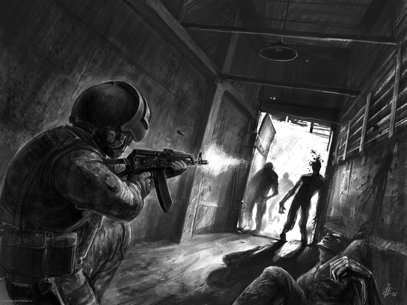 Wallpapers de zombies HD - Taringa!