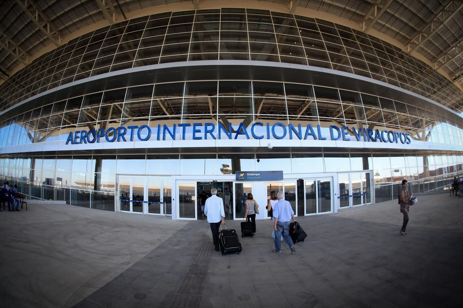 Viracopos inicia 2019 com crescimento de passageiros e mantém tendência de alta | É MAIS QUE VOAR