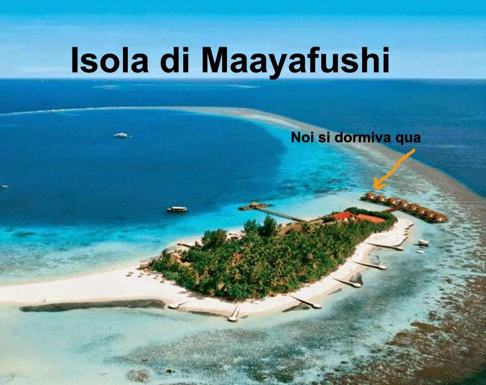 Maayafushi - Maldive