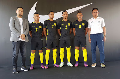 Nike Malaysia Kits 2016 - Dream League Soccer