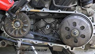 Cara Mengatasi Kick Stater Macet Pada Motor Matic