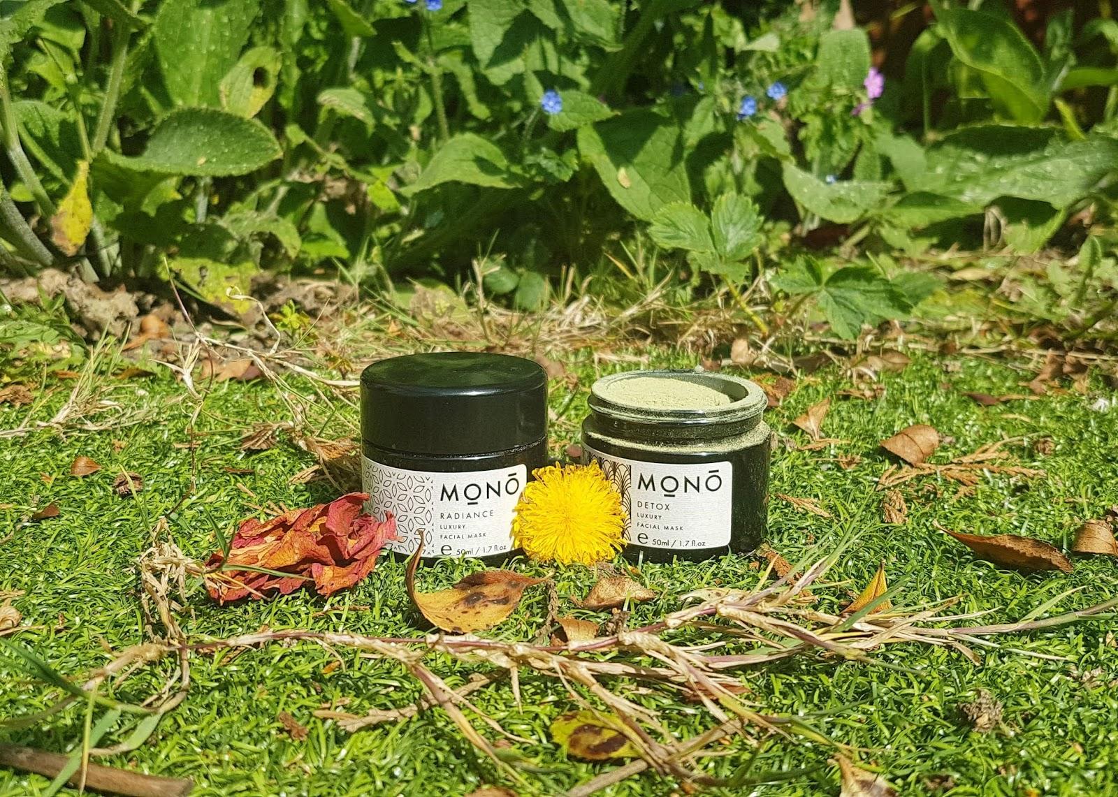 Mono Naturoils Face Mask - Detox + Radiance