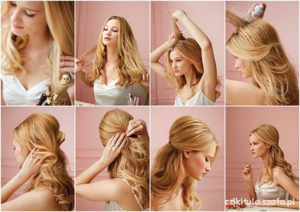 życiowa Sałatka Włosy Jak Pleść