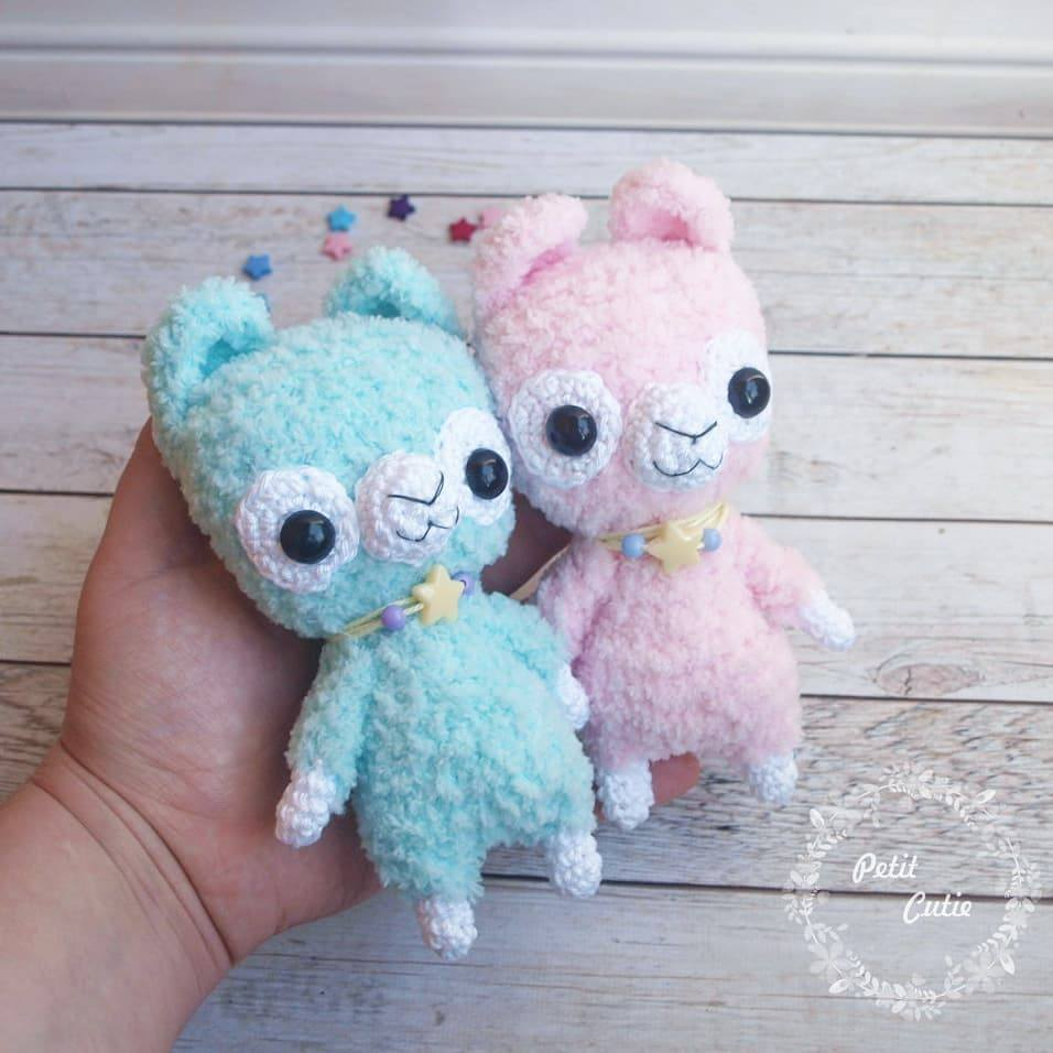 Amigurumi Llama - A Free Crochet Pattern | Crochet patterns ... | 956x956