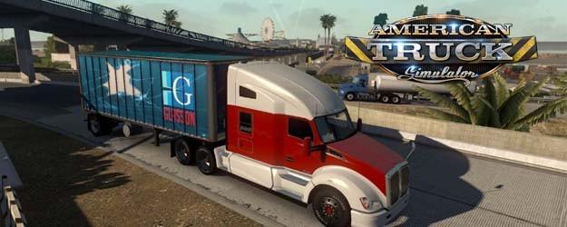 لعبة: American Truck Simulator