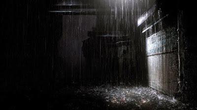 Βροχή στο σκοτάδι / Raining in the dark