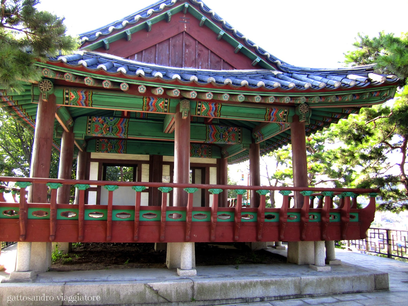 Hyosajeong Pavilion
