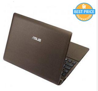 Netbook Asus Eee X10CH N2600 Harga dan Spesifikasi
