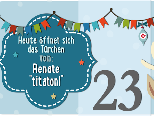 Adventskalender Türchen Nr. 23