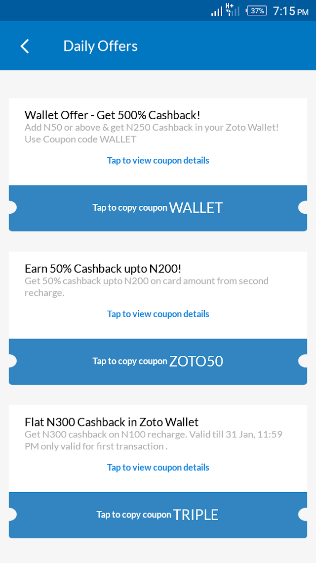 ZOTO Offer- Get Upto 1000N Freely On Zoto Without Referrals