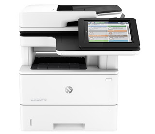 HP LaserJet Enterprise MFP M527dn Drivers, Review