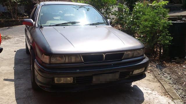 Mitsubishi Eterna DOHC