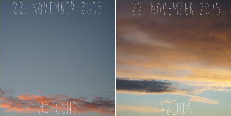 Blog + Fotografie by it's me! - Himmel am 22.11.2015