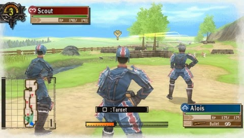 Senjou no valkyria 3 psp download free