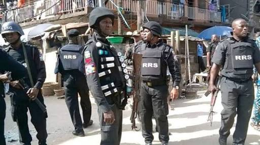 Notorious Cult Boys Clash Openly In Lagos, Police Take Action