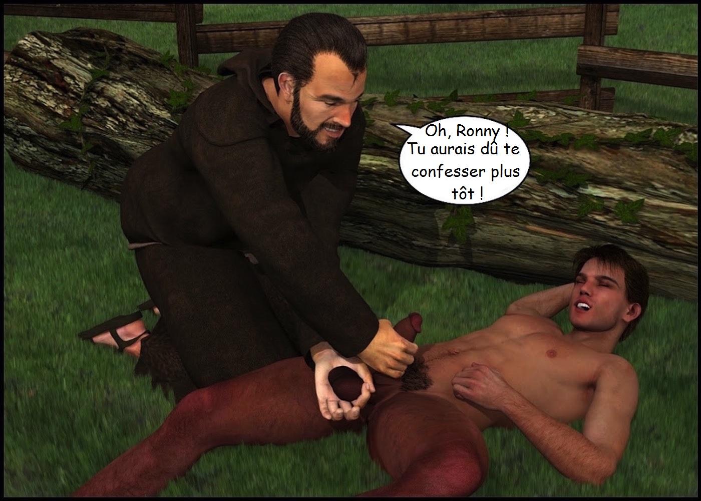 Sexe de la ferme gay