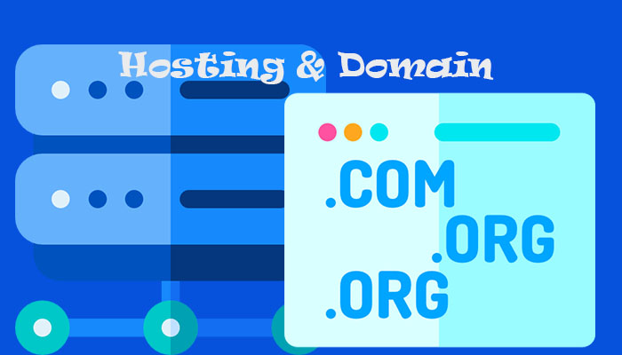 Perbedaan Antara Hosting Dan Domain