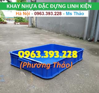 Ở đây có bán Khay nhựa đựng linh kiện điện tử giá rẻ tại Hà Nội