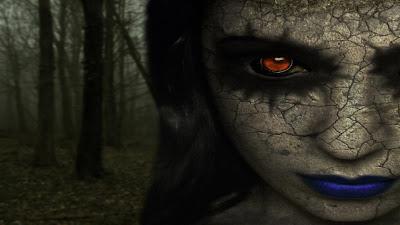 horror eye wallpaper hd - photo #22
