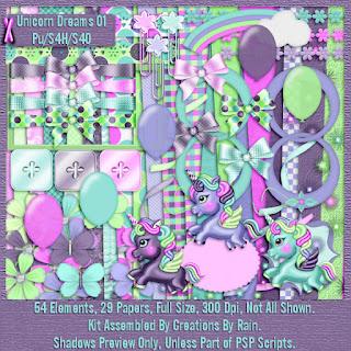 W4E Unicorn Dreams April 2019 Blog Train