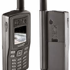 Spesifikasi Handphone Satelit Thuraya SO-2510