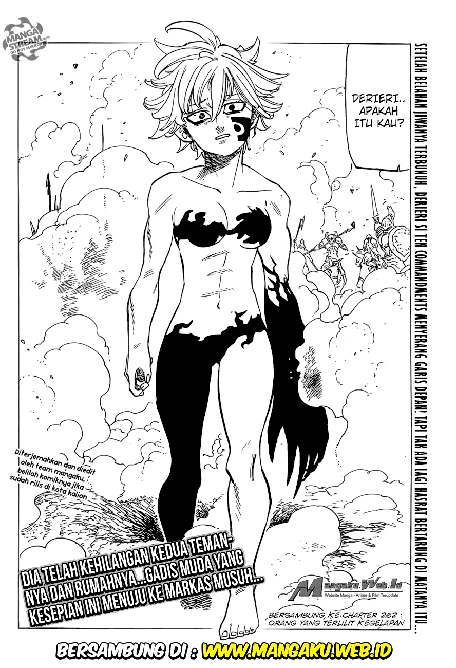 Nanatsu No Taizai: Chapter 261 - Page 17