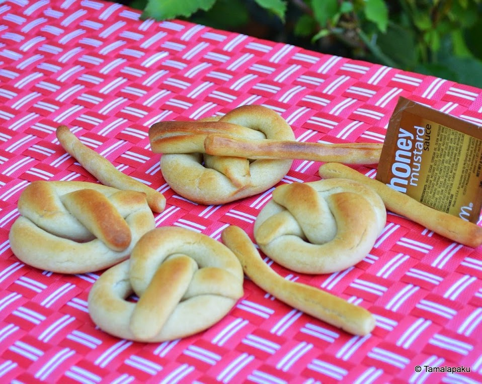 Wheat Pretzels