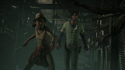 The Walking Dead A New Frontier Image 1