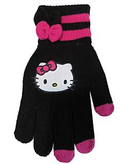 Gambar Sarung Tangan Hello Kitty 1
