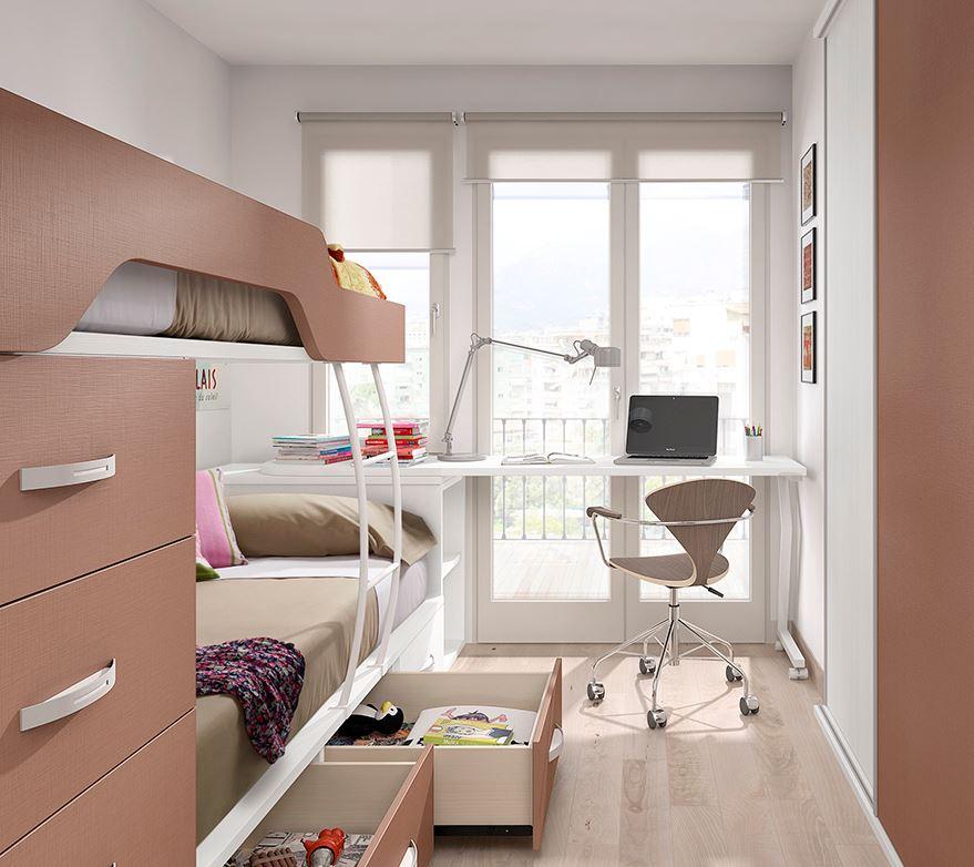 Blog dormitorios juveniles valencia soluciones para - Soluciones dormitorios pequenos ...