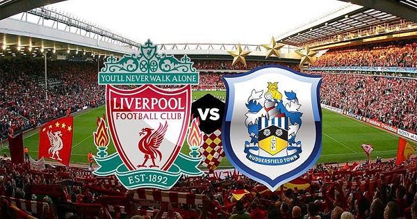 Liverpool vs Huddersfield Town
