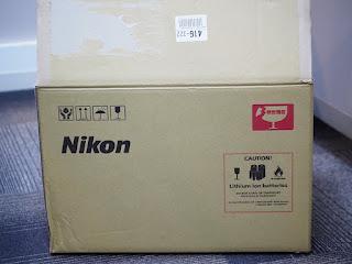Nikon D750 24-120 VR レンズキット ニコンのデジタル1眼レフカメラを査定の後 お買い取りしました
