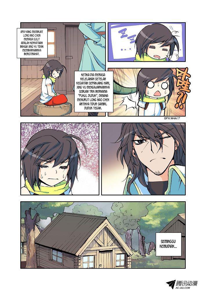 Baca Komik Shen Yin Wang Zuo Chapter 8 Komik Station
